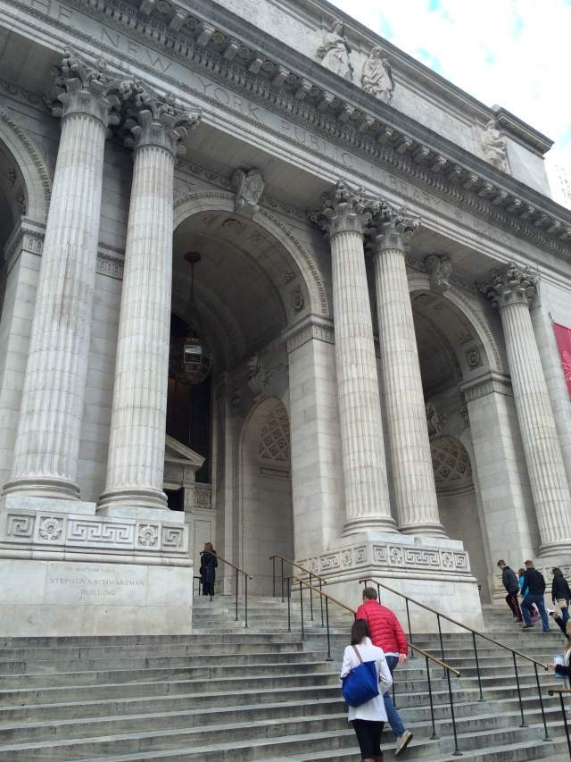 Schwarzman Building, New York Public Library