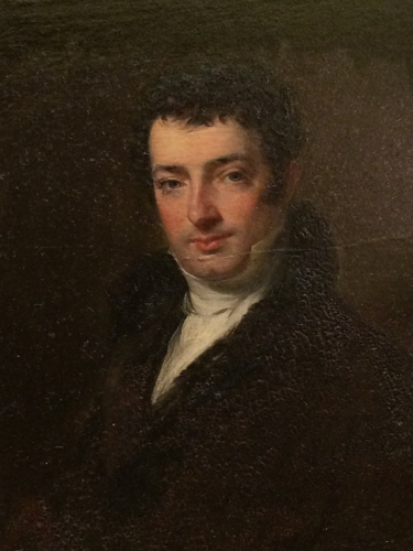 """Washington Irving"" by Charles Robert Leslie"