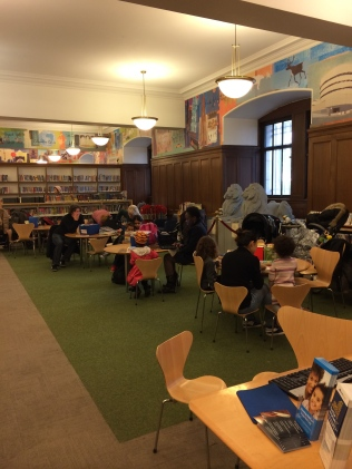 Children's Room, Schwarzman Building, New York Public Library