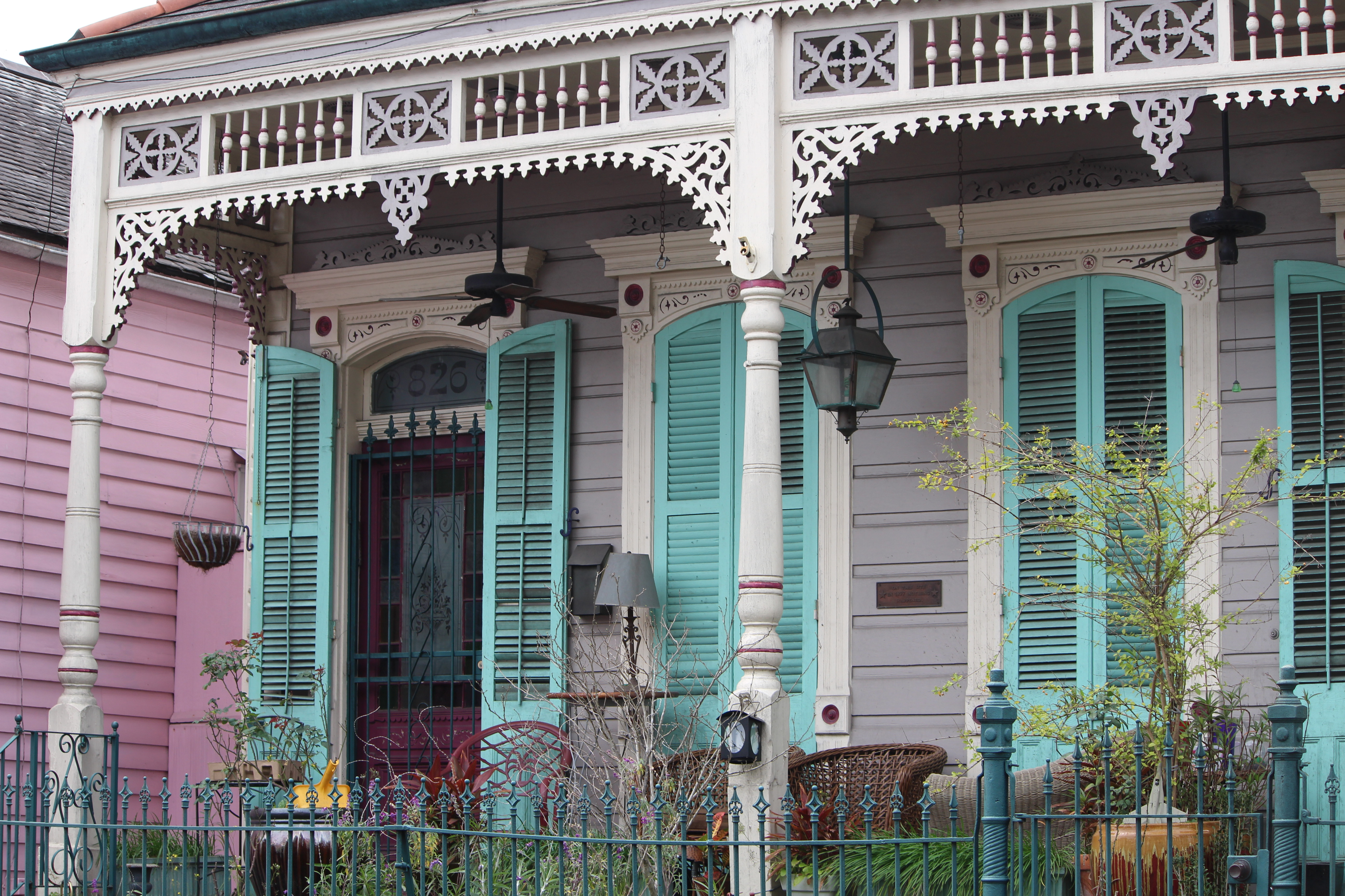 Old is what you go to see french quarter new orleans for Go to new orleans