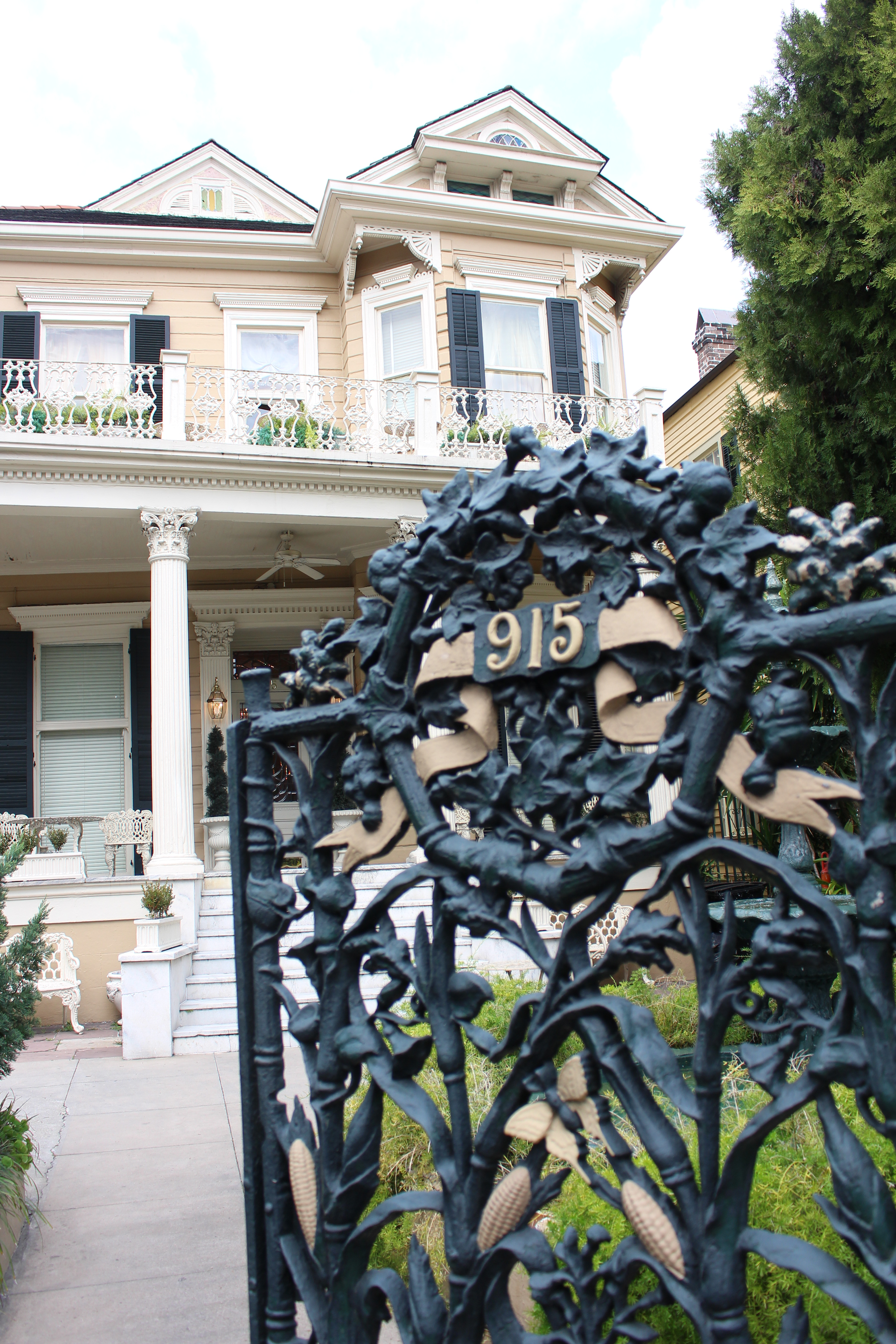 Iron Works In New Orleans French Quarter Oh The Places