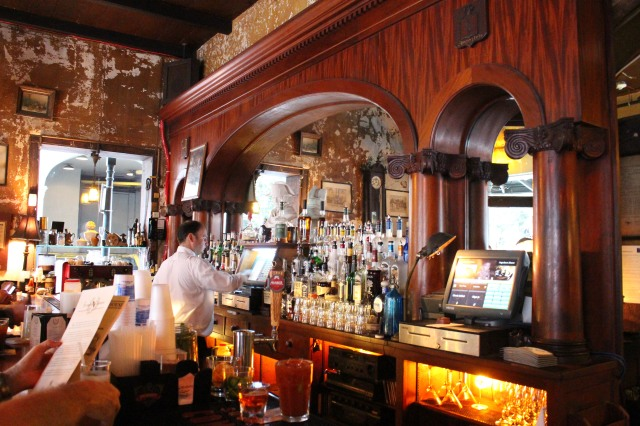 Napoleon house nola history regional food all on one for Food bar new orleans