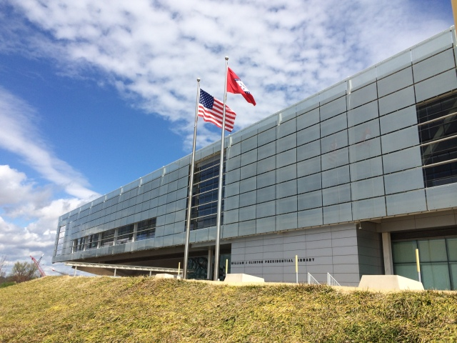 Clinton Presidential Library and Museum, Little Rock, Arkansas