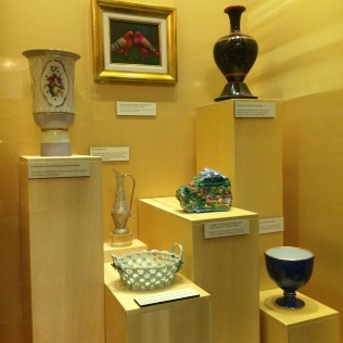 Gifts to President Bush and his wife Barbara