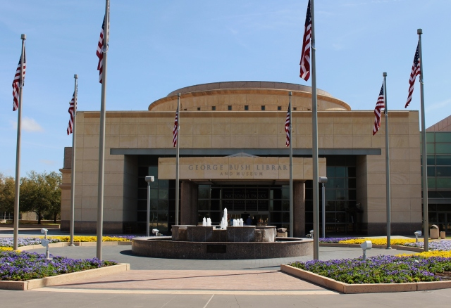 George Bush Presidential Library and Museum, College Station, Texas