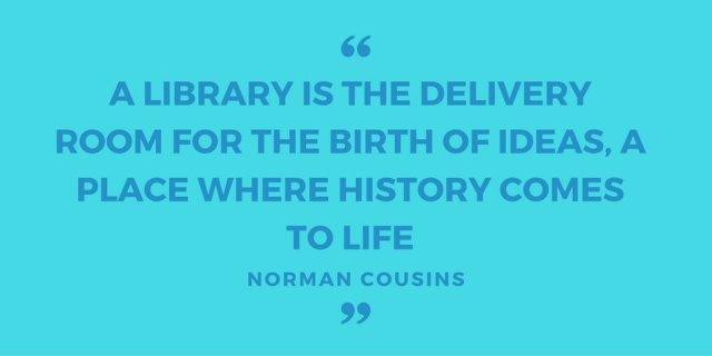 Norman Cousins quote