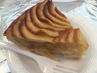 French Apple Tarte