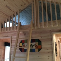 Livin' large in a Tiny House:  Flat Rock, NC