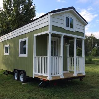 Very tiny, portable house
