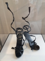 """The Dancing Shoes"" by Elizabeth Brim (forged and fabricated steel)"