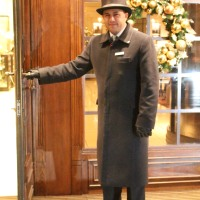 Travel theme: Shimmer at Grosvenor House, a JW Marriott Hotel