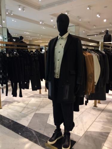 Menswear at Selfridges, London