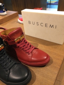 Quality and style -- Buscemi