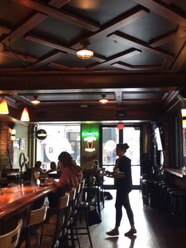 Clancy's Tavern & Whiskey House, Knoxville, TN
