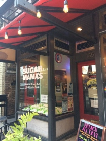 Sugar Mama's in the 100 Block of Gay Street, Knoxville.
