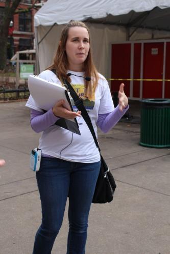 Lauren Quinn, of East TN Tours