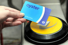 Good on most any London transport -- the Oyster Card!