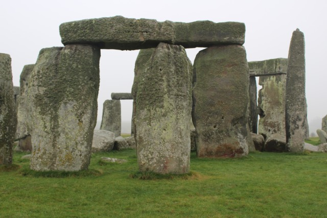 Ever-changing view of Stonehenge