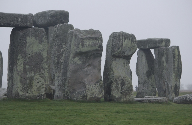A closer look at Stonehenge