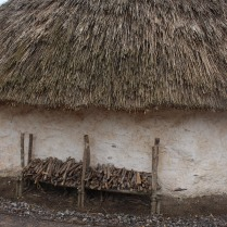 Thatched cottage: Stonehenge Visitor Centre