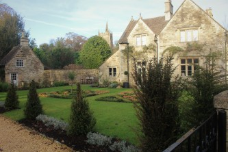 Stately home in The Cotswolds