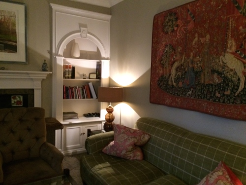 Sitting room: Lords of the Manor