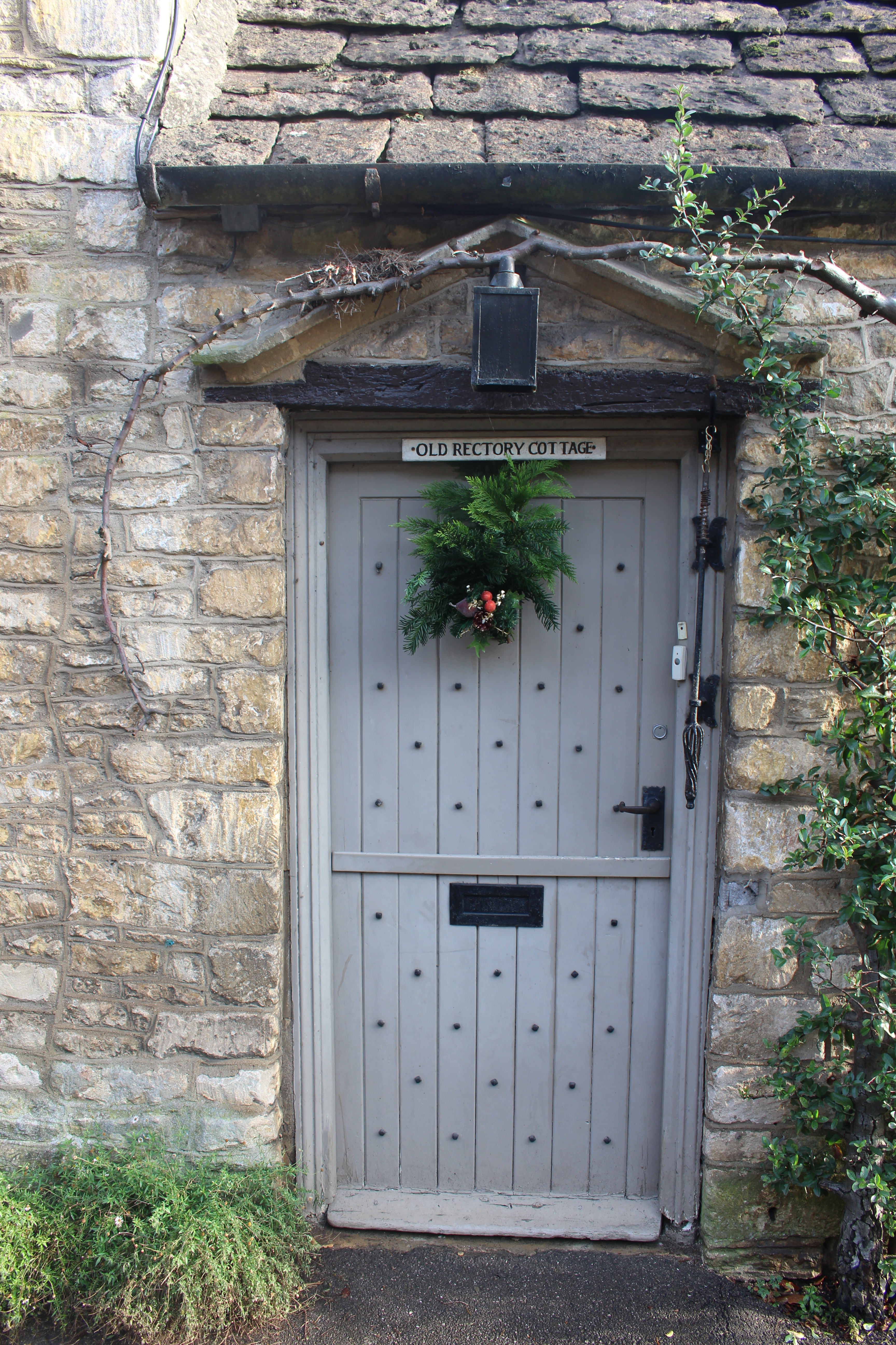 Old Refectory Cottage door -- the Cotswolds & Doors of the Cotswolds: Part Two u2014 Thursday Doors | Oh the Places ...