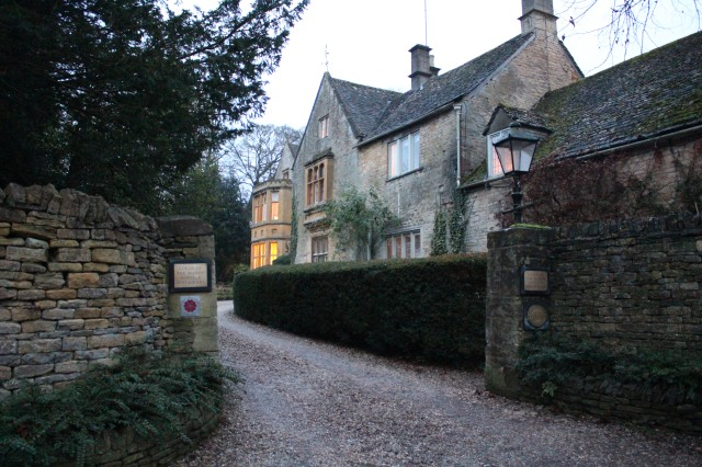 Lords of the Manor Hotel & Restaurant, Upper Slaughter, Gloucestershire, England