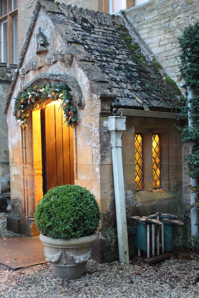 Wellies by the door: Lords of the Manor