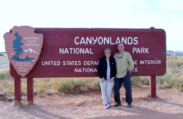 Friends were right: Canyonlands is unique -- and different from any other national park. Don't miss the highs and lows you'll find here.