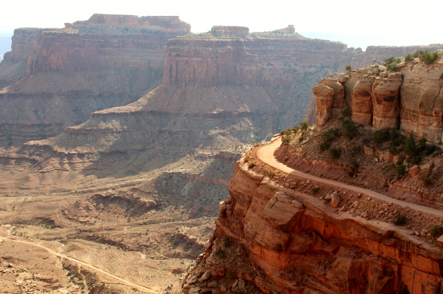 Highs and lows at Canyonlands National Park