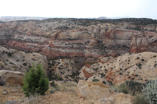 Much of the area known as Grand Staircase-Escalante National Monument is still unexplored.