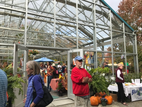 Site of Peninsula Fall Festival:  Mainescape Nursery & Garden Shop