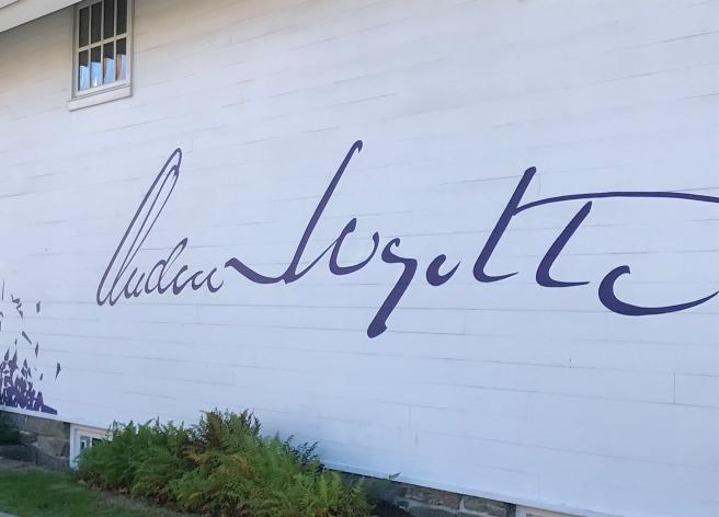 Wyeth signature, Farnsworth Art Museum