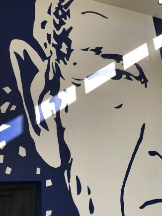 Andrew Wyeth portrait