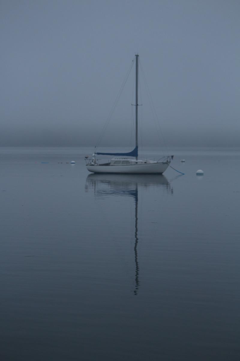 WPC:  Serene mornings in Maine