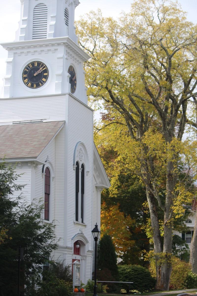 Elms of Castine, Maine