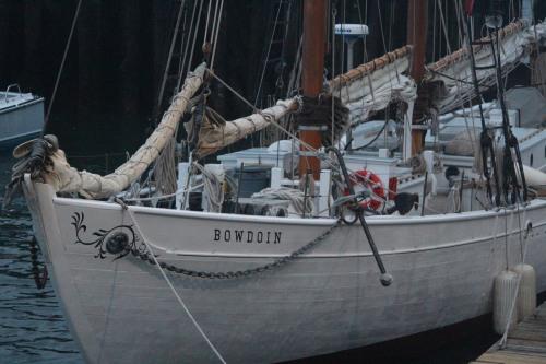 Bowdoin, training vessel for Maine Maritime Academy