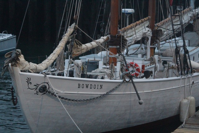 Bowdoin, training vessel for Maine Maritime Academy