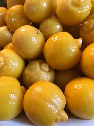 Shiny lemons
