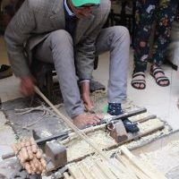 Best Foot Forward:  Woodworking in Marrakech and Fes