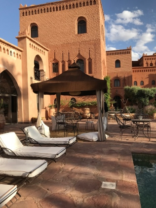 Luxury lodging: Ksar Ighnda