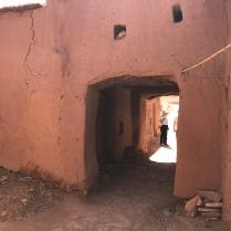Doorway of Ait Ben Haddou