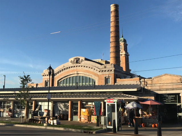 Since 1912, West Side Market has housed vendors of fresh foods and produce in an architectural gem of a building.