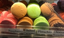 Glorious macarons